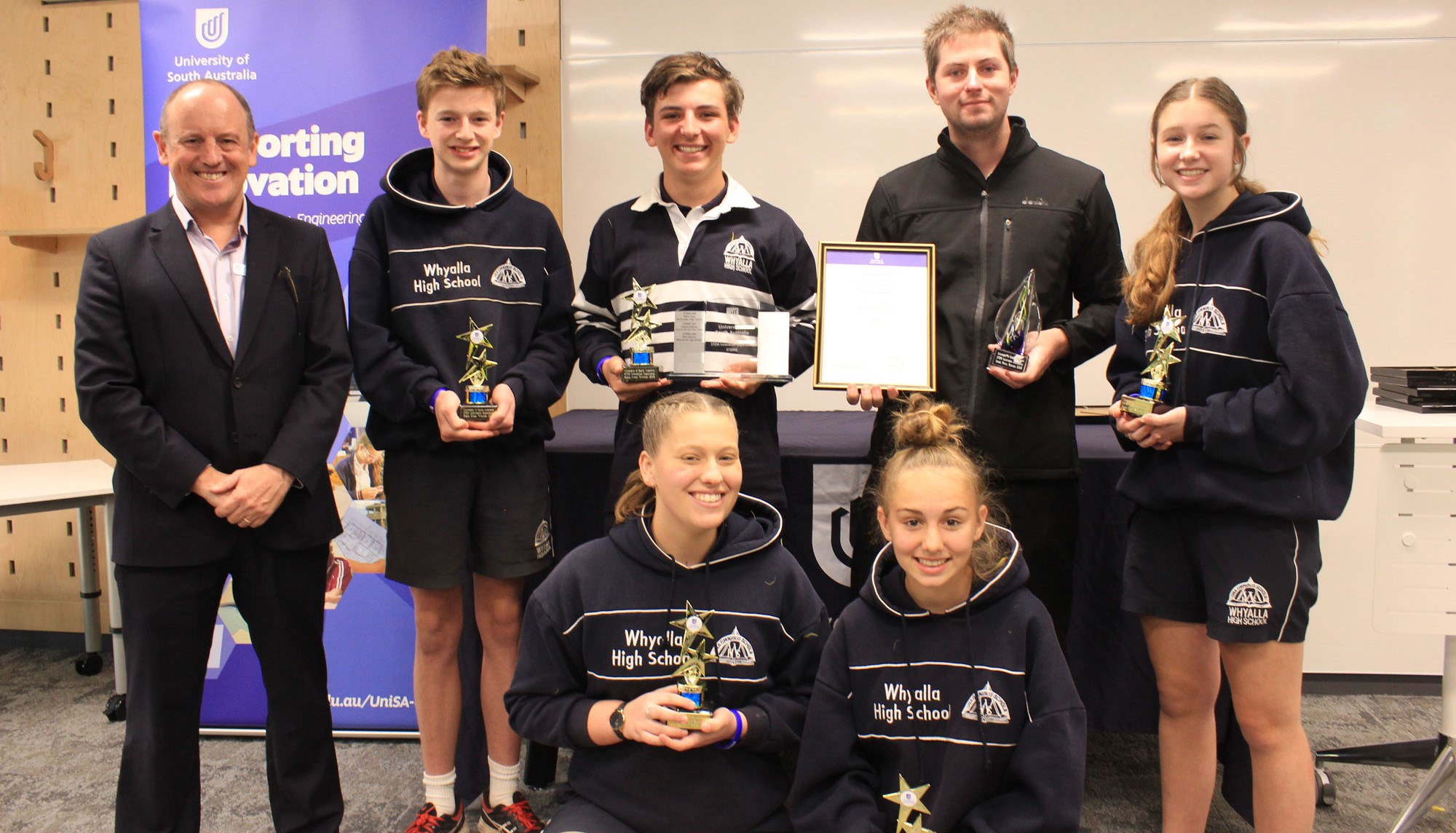 Winners 2019 - Whyalla High School