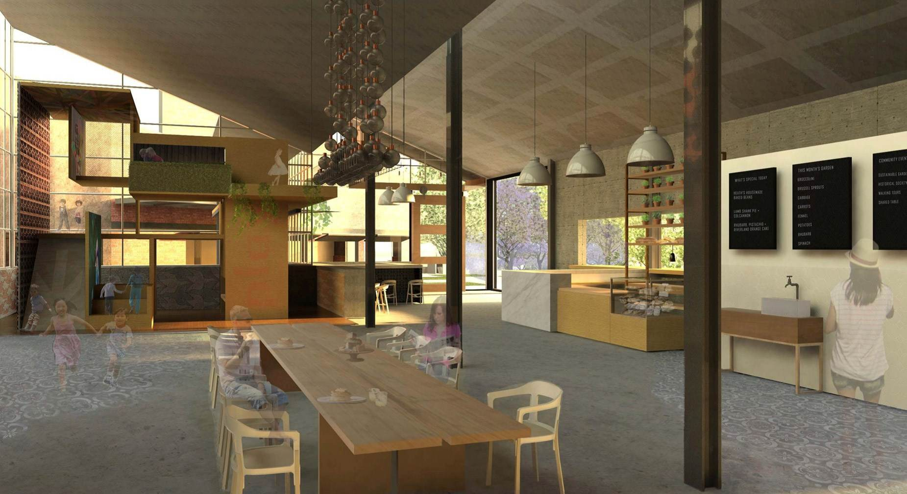 Study Bachelor Of Interior Architecture At The University South