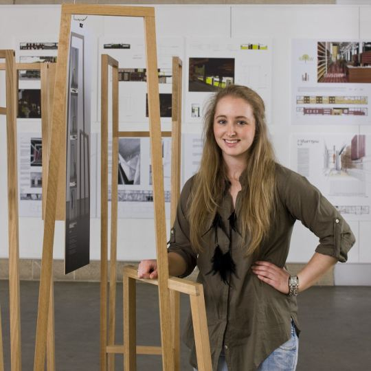 Study Master Of Design Interior Architecture At The University Of South Australia Unisa Information For International Students