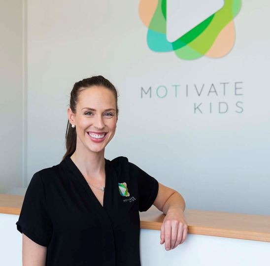 Rochelle Mutton, Founder and Director of Motivate Kids